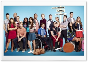Glee HD Wide Wallpaper for Widescreen