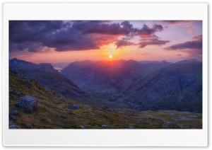 Glencoe, Scotland HD Wide Wallpaper for Widescreen