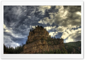 Glenwood Canyon HD Wide Wallpaper for Widescreen