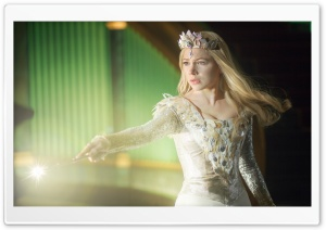 Glinda the Good Witch HD Wide Wallpaper for Widescreen