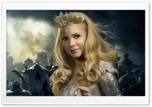 Glinda, the Good Witch of the South - Oz the Great and Powerful HD Wide Wallpaper for Widescreen
