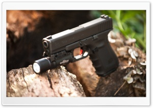 Glock HD Wide Wallpaper for Widescreen