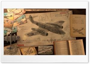 Gloster Meteor Ultra HD Wallpaper for 4K UHD Widescreen desktop, tablet & smartphone