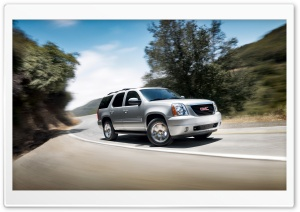 GMC Yukon HD Wide Wallpaper for Widescreen