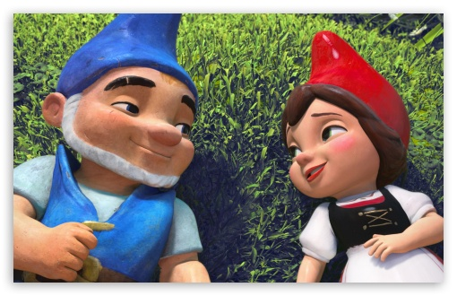 Gnomeo & Juliet HD wallpaper for Wide 16:10 5:3 Widescreen WHXGA WQXGA WUXGA WXGA WGA ; HD 16:9 High Definition WQHD QWXGA 1080p 900p 720p QHD nHD ; Standard 4:3 5:4 3:2 Fullscreen UXGA XGA SVGA QSXGA SXGA DVGA HVGA HQVGA devices ( Apple PowerBook G4 iPhone 4 3G 3GS iPod Touch ) ; Tablet 1:1 ; iPad 1/2/Mini ; Mobile 4:3 5:3 3:2 16:9 5:4 - UXGA XGA SVGA WGA DVGA HVGA HQVGA devices ( Apple PowerBook G4 iPhone 4 3G 3GS iPod Touch ) WQHD QWXGA 1080p 900p 720p QHD nHD QSXGA SXGA ;