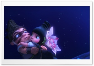 Gnomeo & Juliet Movie HD Wide Wallpaper for 4K UHD Widescreen desktop & smartphone