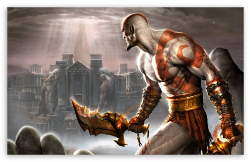 God Of War Ultra Hd Desktop Background Wallpaper For 4k Uhd