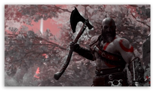 God Of War 2018 Ultra Hd Desktop Background Wallpaper For 4k