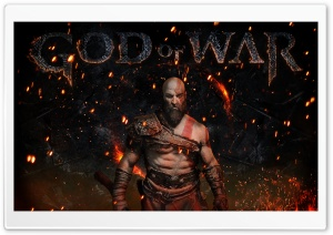 God Of War Ultra HD Wallpaper for 4K UHD Widescreen desktop, tablet & smartphone
