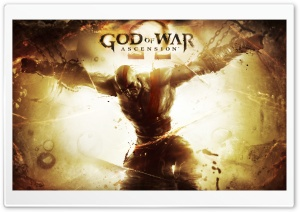 God of War: Ascension Ultra HD Wallpaper for 4K UHD Widescreen desktop, tablet & smartphone