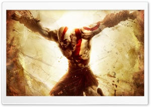 God of War Ascension Ultra HD Wallpaper for 4K UHD Widescreen desktop, tablet & smartphone