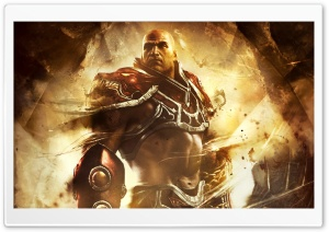 God of War Ascension - Spartan Warrior HD Wide Wallpaper for Widescreen