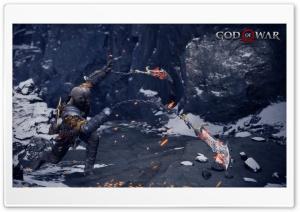 God of War Blade of Chaos Ultra HD Wallpaper for 4K UHD Widescreen desktop, tablet & smartphone
