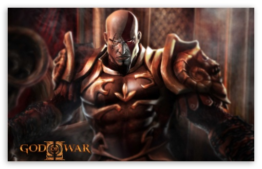 God Of War II HD wallpaper for Wide 16:10 5:3 Widescreen WHXGA WQXGA WUXGA WXGA WGA ; HD 16:9 High Definition WQHD QWXGA 1080p 900p 720p QHD nHD ; Standard 4:3 5:4 3:2 Fullscreen UXGA XGA SVGA QSXGA SXGA DVGA HVGA HQVGA devices ( Apple PowerBook G4 iPhone 4 3G 3GS iPod Touch ) ; iPad 1/2/Mini ; Mobile 4:3 5:3 3:2 16:9 5:4 - UXGA XGA SVGA WGA DVGA HVGA HQVGA devices ( Apple PowerBook G4 iPhone 4 3G 3GS iPod Touch ) WQHD QWXGA 1080p 900p 720p QHD nHD QSXGA SXGA ;