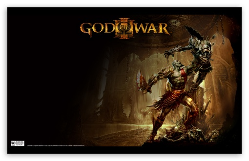 God Of War III HD wallpaper for Wide 16:10 5:3 Widescreen WHXGA WQXGA WUXGA WXGA WGA ; HD 16:9 High Definition WQHD QWXGA 1080p 900p 720p QHD nHD ; Standard 3:2 Fullscreen DVGA HVGA HQVGA devices ( Apple PowerBook G4 iPhone 4 3G 3GS iPod Touch ) ; Mobile 5:3 3:2 16:9 - WGA DVGA HVGA HQVGA devices ( Apple PowerBook G4 iPhone 4 3G 3GS iPod Touch ) WQHD QWXGA 1080p 900p 720p QHD nHD ;