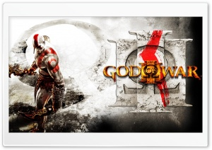 God Of War III HD Wide Wallpaper for Widescreen