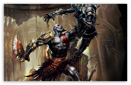 God Of War III HD wallpaper for Wide 16:10 5:3 Widescreen WHXGA WQXGA WUXGA WXGA WGA ; HD 16:9 High Definition WQHD QWXGA 1080p 900p 720p QHD nHD ; Standard 4:3 5:4 3:2 Fullscreen UXGA XGA SVGA QSXGA SXGA DVGA HVGA HQVGA devices ( Apple PowerBook G4 iPhone 4 3G 3GS iPod Touch ) ; iPad 1/2/Mini ; Mobile 4:3 5:3 3:2 16:9 5:4 - UXGA XGA SVGA WGA DVGA HVGA HQVGA devices ( Apple PowerBook G4 iPhone 4 3G 3GS iPod Touch ) WQHD QWXGA 1080p 900p 720p QHD nHD QSXGA SXGA ;