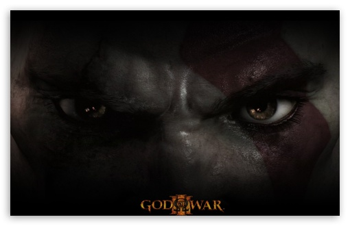 God of War III, Kratos Eyes HD wallpaper for Wide 16:10 5:3 Widescreen WHXGA WQXGA WUXGA WXGA WGA ; HD 16:9 High Definition WQHD QWXGA 1080p 900p 720p QHD nHD ; Standard 4:3 5:4 3:2 Fullscreen UXGA XGA SVGA QSXGA SXGA DVGA HVGA HQVGA devices ( Apple PowerBook G4 iPhone 4 3G 3GS iPod Touch ) ; iPad 1/2/Mini ; Mobile 4:3 5:3 3:2 16:9 5:4 - UXGA XGA SVGA WGA DVGA HVGA HQVGA devices ( Apple PowerBook G4 iPhone 4 3G 3GS iPod Touch ) WQHD QWXGA 1080p 900p 720p QHD nHD QSXGA SXGA ;