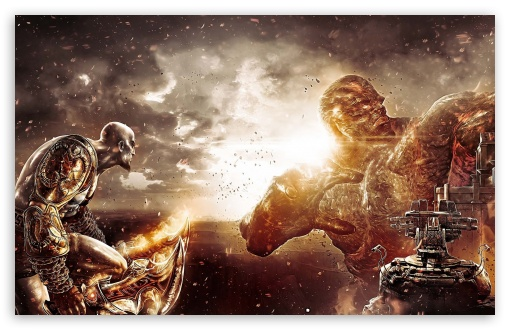 God Of War Kratos HD wallpaper for Wide 16:10 5:3 Widescreen WHXGA WQXGA WUXGA WXGA WGA ; HD 16:9 High Definition WQHD QWXGA 1080p 900p 720p QHD nHD ; iPad 1/2/Mini ; Mobile 4:3 5:3 3:2 16:9 - UXGA XGA SVGA WGA DVGA HVGA HQVGA devices ( Apple PowerBook G4 iPhone 4 3G 3GS iPod Touch ) WQHD QWXGA 1080p 900p 720p QHD nHD ;