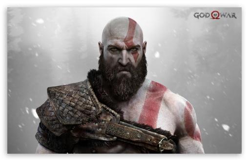 God Of War Kratos ❤ 4K UHD Wallpaper for Wide 16:10 5:3 Widescreen WHXGA WQXGA WUXGA WXGA WGA ; UltraWide 21:9 ; 4K UHD 16:9 Ultra High Definition 2160p 1440p 1080p 900p 720p ; Mobile 5:3 16:9 - WGA 2160p 1440p 1080p 900p 720p ;