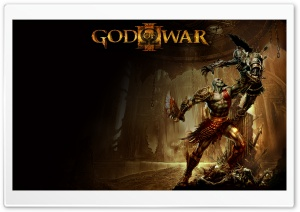 God of War My Favorite Game HD Wide Wallpaper for Widescreen