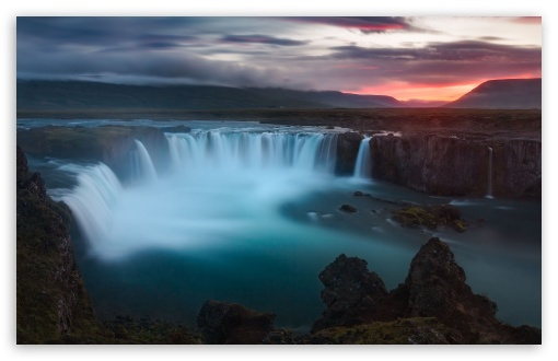 Godafoss Waterfalls, Iceland ❤ 4K UHD Wallpaper for Wide 16:10 5:3 Widescreen WHXGA WQXGA WUXGA WXGA WGA ; UltraWide 21:9 ; 4K UHD 16:9 Ultra High Definition 2160p 1440p 1080p 900p 720p ; Standard 4:3 5:4 3:2 Fullscreen UXGA XGA SVGA QSXGA SXGA DVGA HVGA HQVGA ( Apple PowerBook G4 iPhone 4 3G 3GS iPod Touch ) ; Smartphone 16:9 3:2 5:3 2160p 1440p 1080p 900p 720p DVGA HVGA HQVGA ( Apple PowerBook G4 iPhone 4 3G 3GS iPod Touch ) WGA ; Tablet 1:1 ; iPad 1/2/Mini ; Mobile 4:3 5:3 3:2 16:9 5:4 - UXGA XGA SVGA WGA DVGA HVGA HQVGA ( Apple PowerBook G4 iPhone 4 3G 3GS iPod Touch ) 2160p 1440p 1080p 900p 720p QSXGA SXGA ;