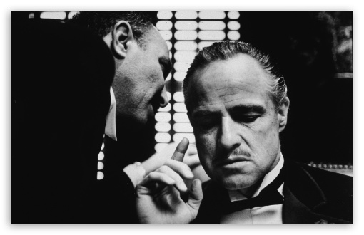 Godfather Marlon Brando 4K HD Desktop Wallpaper For 4K ...