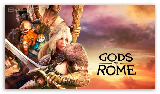 Gods Of Rome ❤ 4K UHD Wallpaper for 4K UHD 16:9 Ultra High Definition 2160p 1440p 1080p 900p 720p ; Mobile 16:9 - 2160p 1440p 1080p 900p 720p ;