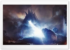 Godzilla vs Kong 2021 Film Ultra HD Wallpaper for 4K UHD Widescreen desktop, tablet & smartphone
