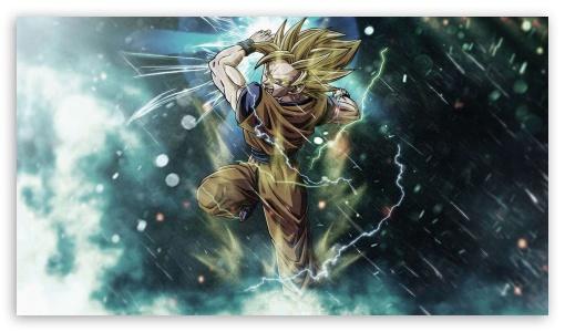 Goku Ultra Hd Desktop Background Wallpaper For 4k Uhd Tv