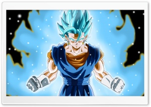 Goku Dragon Ball Z Battle Of Gods HD Wide Wallpaper for 4K UHD Widescreen desktop & smartphone