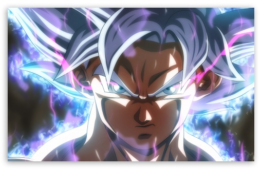 Goku Ultra Instinct Wallpaper Hd: Goku Ultra Instinct 4K HD Desktop Wallpaper For 4K Ultra