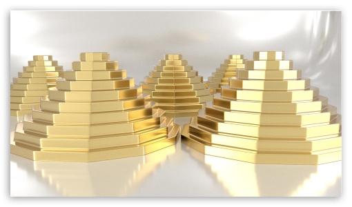 Gold_blocks ❤ 4K UHD Wallpaper for 4K UHD 16:9 Ultra High Definition 2160p 1440p 1080p 900p 720p ; Mobile 16:9 - 2160p 1440p 1080p 900p 720p ;