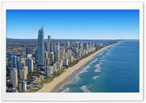 Gold Coast, Australia HD Wide Wallpaper for 4K UHD Widescreen desktop & smartphone