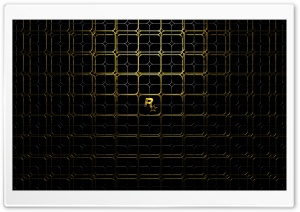 Gold Lattice HD Wide Wallpaper for Widescreen