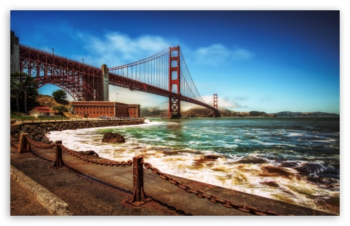 Golden Gate HD wallpaper for Wide 16:10 5:3 Widescreen WHXGA WQXGA WUXGA WXGA WGA ; HD 16:9 High Definition WQHD QWXGA 1080p 900p 720p QHD nHD ; UHD 16:9 WQHD QWXGA 1080p 900p 720p QHD nHD ; Standard 4:3 5:4 3:2 Fullscreen UXGA XGA SVGA QSXGA SXGA DVGA HVGA HQVGA devices ( Apple PowerBook G4 iPhone 4 3G 3GS iPod Touch ) ; Smartphone 5:3 WGA ; Tablet 1:1 ; iPad 1/2/Mini ; Mobile 4:3 5:3 3:2 16:9 5:4 - UXGA XGA SVGA WGA DVGA HVGA HQVGA devices ( Apple PowerBook G4 iPhone 4 3G 3GS iPod Touch ) WQHD QWXGA 1080p 900p 720p QHD nHD QSXGA SXGA ; Dual 16:10 5:3 16:9 4:3 5:4 WHXGA WQXGA WUXGA WXGA WGA WQHD QWXGA 1080p 900p 720p QHD nHD UXGA XGA SVGA QSXGA SXGA ;