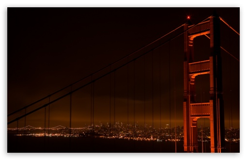 Golden Gate At Night HD wallpaper for Wide 16:10 5:3 Widescreen WHXGA WQXGA WUXGA WXGA WGA ; HD 16:9 High Definition WQHD QWXGA 1080p 900p 720p QHD nHD ; Standard 4:3 5:4 3:2 Fullscreen UXGA XGA SVGA QSXGA SXGA DVGA HVGA HQVGA devices ( Apple PowerBook G4 iPhone 4 3G 3GS iPod Touch ) ; Tablet 1:1 ; iPad 1/2/Mini ; Mobile 4:3 5:3 3:2 16:9 5:4 - UXGA XGA SVGA WGA DVGA HVGA HQVGA devices ( Apple PowerBook G4 iPhone 4 3G 3GS iPod Touch ) WQHD QWXGA 1080p 900p 720p QHD nHD QSXGA SXGA ;