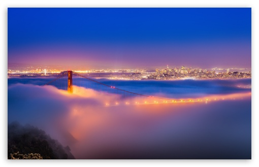 Golden Gate Bridge Fog HD wallpaper for Wide 16:10 5:3 Widescreen WHXGA WQXGA WUXGA WXGA WGA ; HD 16:9 High Definition WQHD QWXGA 1080p 900p 720p QHD nHD ; UHD 16:9 WQHD QWXGA 1080p 900p 720p QHD nHD ; Standard 4:3 5:4 3:2 Fullscreen UXGA XGA SVGA QSXGA SXGA DVGA HVGA HQVGA devices ( Apple PowerBook G4 iPhone 4 3G 3GS iPod Touch ) ; Smartphone 5:3 WGA ; Tablet 1:1 ; iPad 1/2/Mini ; Mobile 4:3 5:3 3:2 16:9 5:4 - UXGA XGA SVGA WGA DVGA HVGA HQVGA devices ( Apple PowerBook G4 iPhone 4 3G 3GS iPod Touch ) WQHD QWXGA 1080p 900p 720p QHD nHD QSXGA SXGA ; Dual 16:10 5:3 16:9 4:3 5:4 WHXGA WQXGA WUXGA WXGA WGA WQHD QWXGA 1080p 900p 720p QHD nHD UXGA XGA SVGA QSXGA SXGA ;