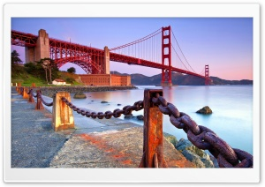 Golden Gate Bridge San Francisco HD Wide Wallpaper for 4K UHD Widescreen desktop & smartphone
