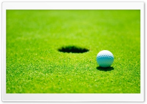 Golf HD Wide Wallpaper for Widescreen