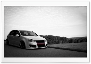 Golf 5 GTI HD Wide Wallpaper for Widescreen