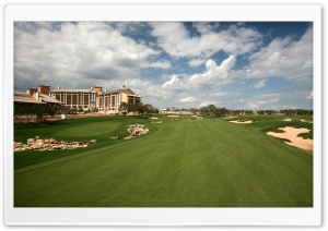 Golf Club HD Wide Wallpaper for Widescreen