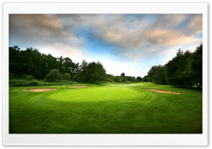 Golf Course HD Wide Wallpaper for Widescreen