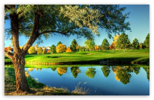 Golf Course Landscape HD wallpaper for Standard 4:3 5:4 Fullscreen UXGA XGA SVGA QSXGA SXGA ; Wide 16:10 5:3 Widescreen WHXGA WQXGA WUXGA WXGA WGA ; HD 16:9 High Definition WQHD QWXGA 1080p 900p 720p QHD nHD ; Other 3:2 DVGA HVGA HQVGA devices ( Apple PowerBook G4 iPhone 4 3G 3GS iPod Touch ) ; Mobile VGA WVGA iPhone iPad PSP Phone - VGA QVGA Smartphone ( PocketPC GPS iPod Zune BlackBerry HTC Samsung LG Nokia Eten Asus ) WVGA WQVGA Smartphone ( HTC Samsung Sony Ericsson LG Vertu MIO ) HVGA Smartphone ( Apple iPhone iPod BlackBerry HTC Samsung Nokia ) Sony PSP Zune HD Zen ; Tablet 2 ;