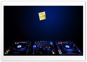 Gone Clubbing HD Wide Wallpaper for Widescreen