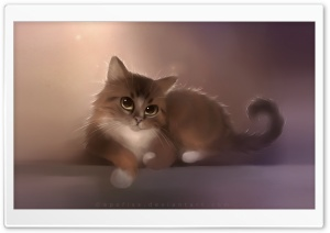 Good Kitty HD Wide Wallpaper for Widescreen