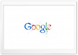 Google HD Wide Wallpaper for Widescreen