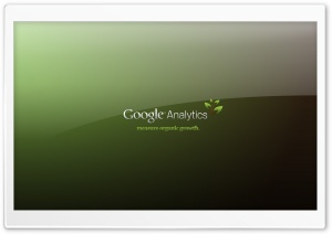 Google Analytics HD Wide Wallpaper for Widescreen