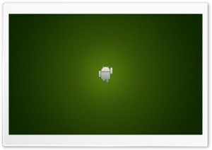 Google Android Logo HD Wide Wallpaper for Widescreen