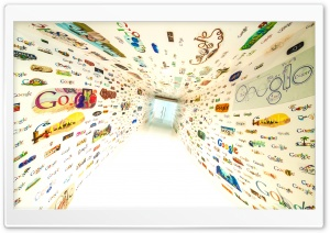 Google Offices In Los Angeles HD Wide Wallpaper for 4K UHD Widescreen desktop & smartphone